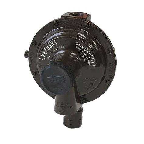 Regulator Single Stage Rego Low Pressure rego lv4403b4 second stage propane regulator