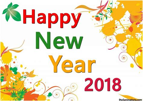 new year 2018 leeds happy new year 2018 colorful wallpapers hd