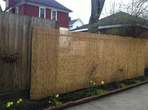 17 best images about mahogany bamboo fencing on