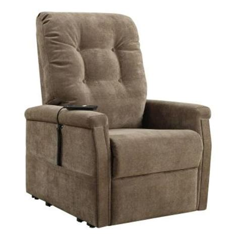 Remote Recliners by Pri Glider Fabric Power Lift 2 Recliner With Remote