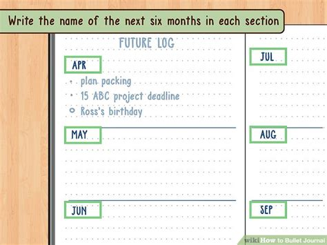 how to bullet journal 15 how to bullet journal 15 steps with pictures wikihow