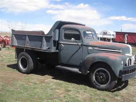 Ford F5 1946 Ford F5