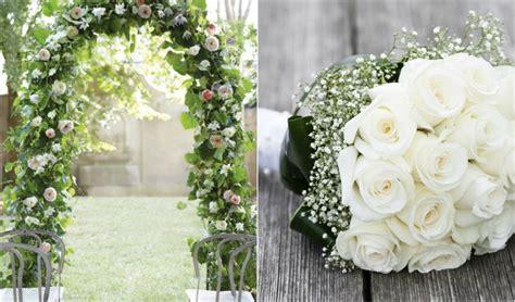 fiori addobbi matrimonio i fiori per un matrimonio primaverile wedding planner