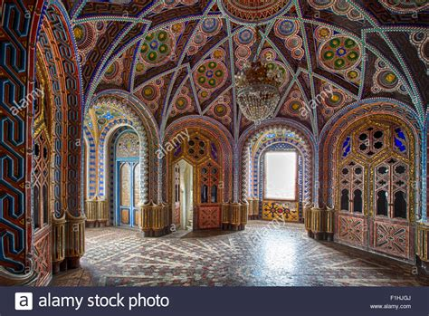 Moorish Style Palace Interior Architecture | moorish style palace interior architecture from 1001