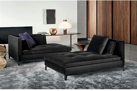 Minotti Sofa Bed by Minotti Living Room