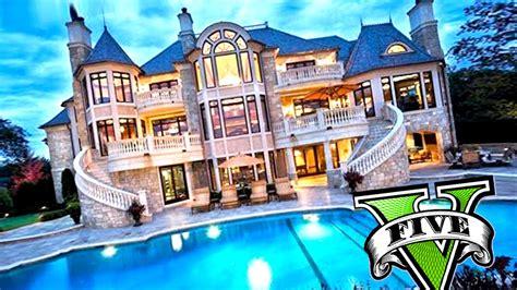 casas millonarias mi nueva mansi 211 n casa millonaria y autos de lujo