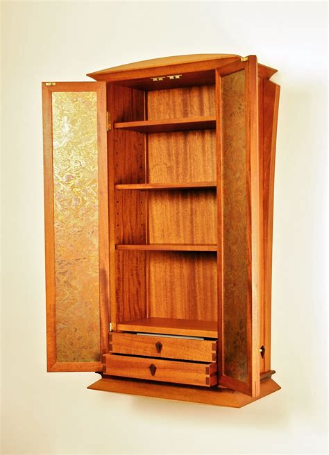 armoire cupboards jewelry cabinet 2 view c 171 reitmeyer design