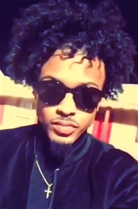 august alsaina hairstyle august alsina debuts new hairstyle yay or nay 36ng