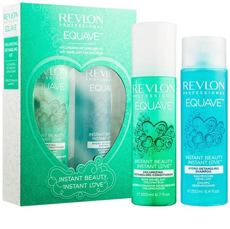 revlon professional equave volumizing kosmetik set i