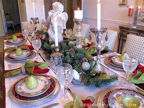 christmas dinner table settings christmas dinner holiday home tour