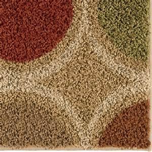 Shaggy Area Rugs Orian Impressions Shag 3701 Loop Multi Area Rug Payless Rugs Impressions Shag Collection By
