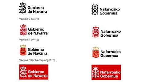 nmina gobierno de navarra el gobierno de navarra modifica su logo oficial y antepone