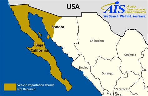 Mexico Auto Insurance Coverage   AIS   Auto Insurance