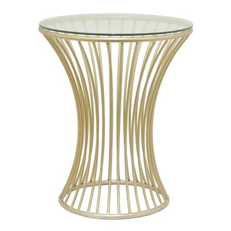 metal accent table with glass top saapni com mesmerizing metal accent table glass top hrt