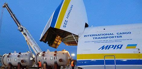 chapman freeborn s an 225 charter for compressors ǀ air cargo news