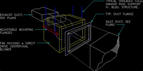 duct booster fan do they work exhaust fan inline dwg block for autocad designscad