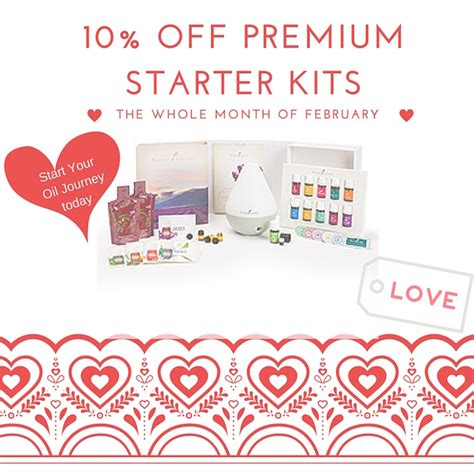 Living Kit Premium 10 living premium starter kit in way