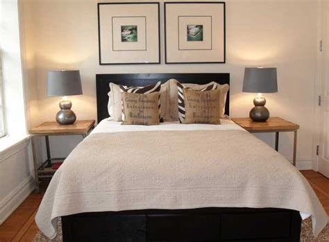 room decor small house:  small bedroom decorating ideas visually stretching small spaces