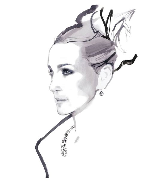 20 Top Stylish And fashion illustrator david downton on how he came to draw
