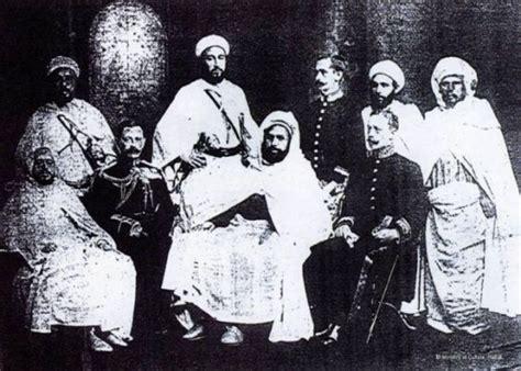 Moroccan Diplomats 5 Mohamed Zebdi Sultan Hassan I S