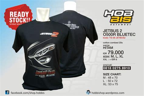 Tshirt Jetbus jetbus2 bluetec kaos bis