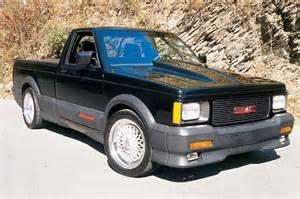1991 gmc syclone gm high tech performance