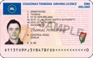 about the licence national driver licence service