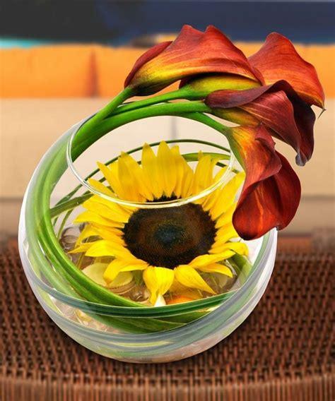 Sonnenblumen Tischdeko by Faszinierende Dekoideen Mit Sonnenblumen Archzine Net