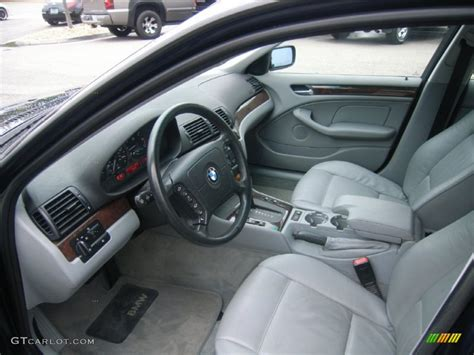 2000 bmw 3 series 323i sedan interior photo 55482116