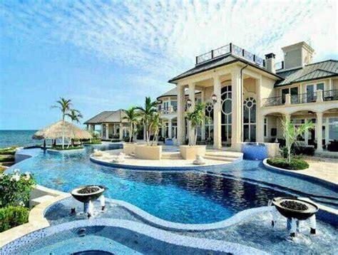 amazing mansions amazing beach house a little fancy for a beach house but