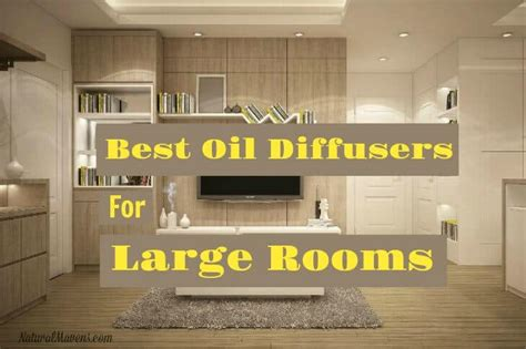 oil diffuser  large room coverage