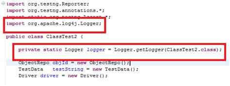 log4j rollingfileappender filename pattern automation using selenium logging in selenium webdriver