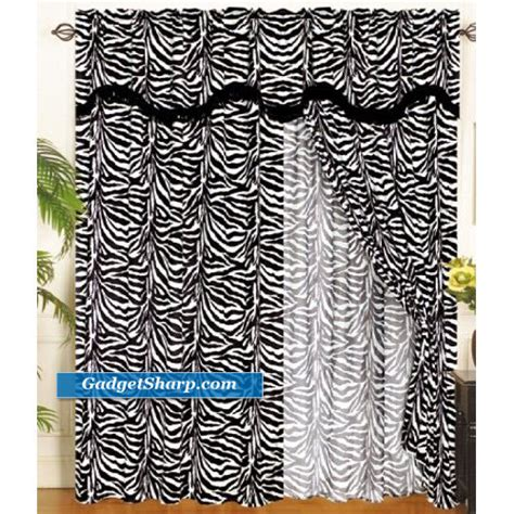 zebra print curtains walmart zebra curtain panels curtain design