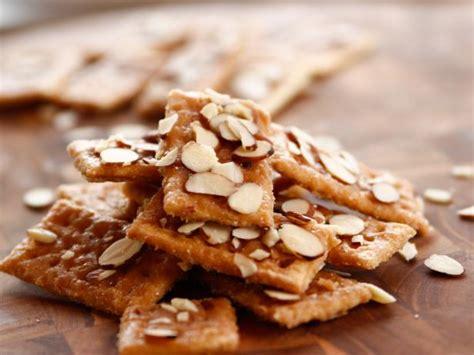 sweet crackers sweet almond crackers recipe ree drummond food network