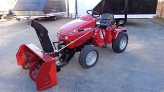 Honda Rt 5000 Honda 5518 Tractor 4 Wheel Drive 4 Wheel Steering Mighty