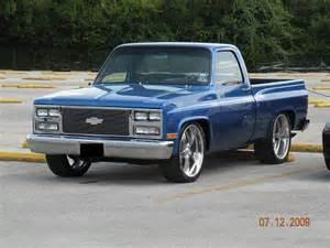 1987 Chevy Truck Custom Wheels 1987 Chevrolet Silverado 19 500 Or Best Offer 100315003