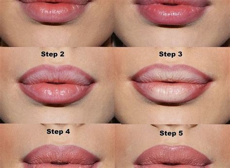 lip tattoo to make lips bigger how to make your lips look fuller and bigger alldaychic