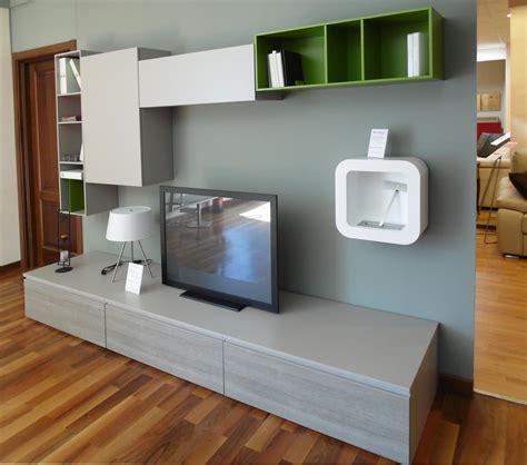 siloma mobili soggiorno siloma oneday laminato materico componibili