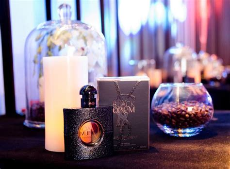 ysl black opium  spring  beauty trends  latest