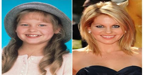Candace Cameron-Bure (DJ Tanner) | Full House Then And Now! Full House Dj Now