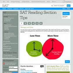 tips for the reading section of the sat cracking sat critical reading pearltrees