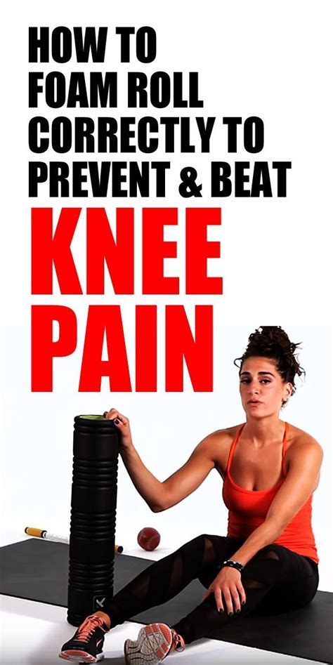 Ease Those Aches Away With A by 25 Best Ideas About Runners Knee On