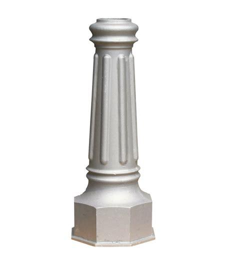 cast aluminum l post cast aluminum mailbox posts bing images