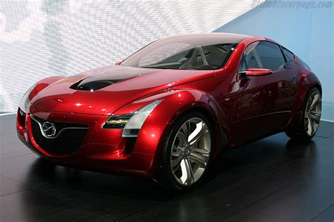 mazda kabura concept images specifications  information
