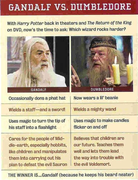 actor gandalf y dumbledore 36 harry potter vs lord of the rings memes that might