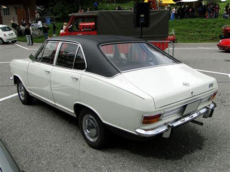 opel olympia 1970 opel olympia 1700 berline 4 portes 1967 1970 oldiesfan67