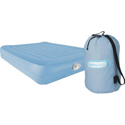 aerobed deluxe comfort raised air mattress with bj s wholesale club