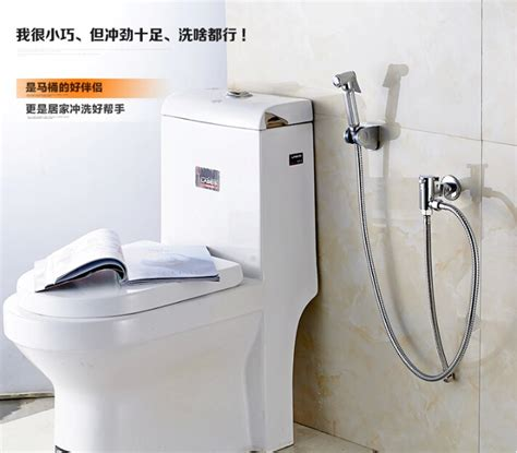 wc bidet set aliexpress buy brass bidet toilet seat sprayer gun
