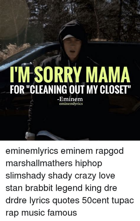 Lyrics To Cleaning Out Closet By Eminem by 25 Best Memes About Cleaning Out Closet Cleaning Out