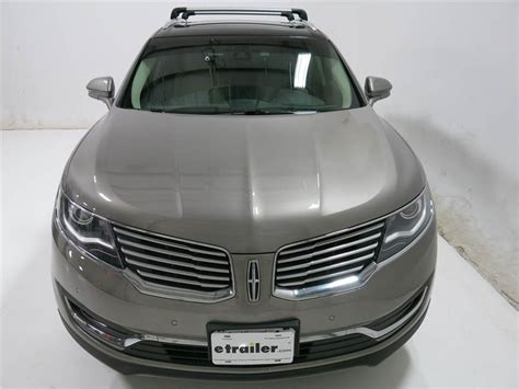 Mk Xs Luggage thule roof rack for 2016 lincoln mkx etrailer